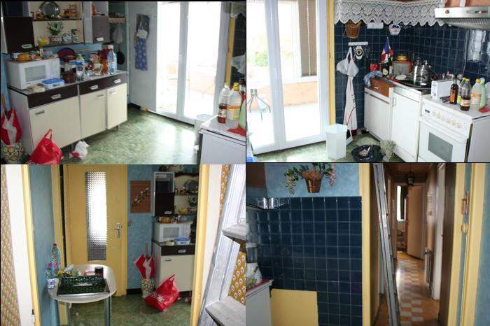 les travaux dans la maison la cuisine plume picoti. Black Bedroom Furniture Sets. Home Design Ideas