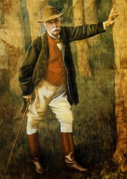 Autorretrato - As principais pinturas de James Tissot ~ Francês