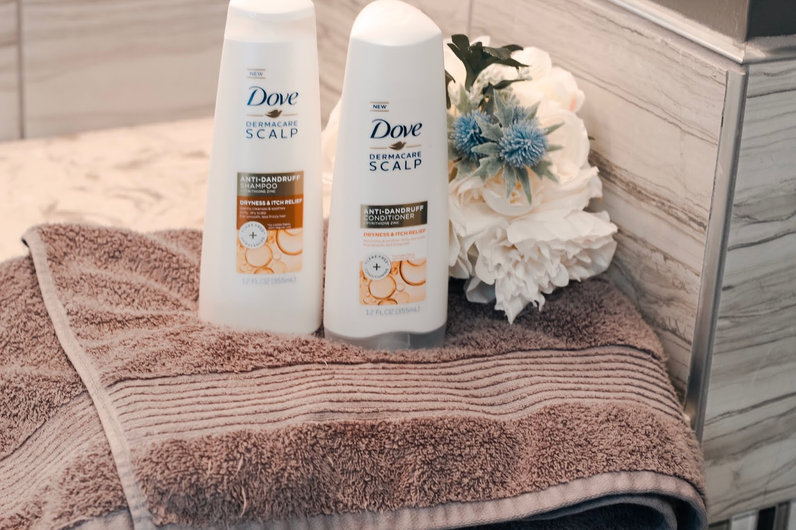 DiscoverDoveDerma, Dove, hair products, natural hair, dandruff, shampoo, conditioner, dove hair, dove partner, mom blogger, beauty blogger, walmart, natural curls