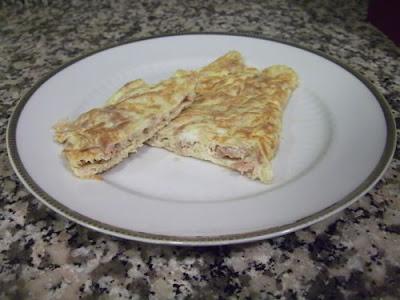 Tortilla de atún