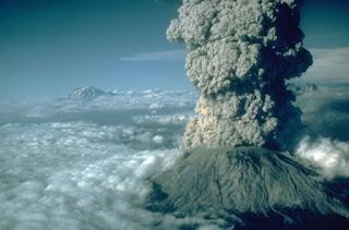 3. Letusan Gunung Thera