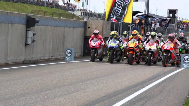 MotoGP Sachsenring, Menjadi Penanda Berjalannya Separuh Musim