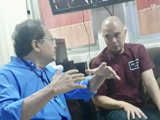Rizal Ramli ke Ahmad Dhani: Sabar, Sebentar Lagi Jokowi Selesai