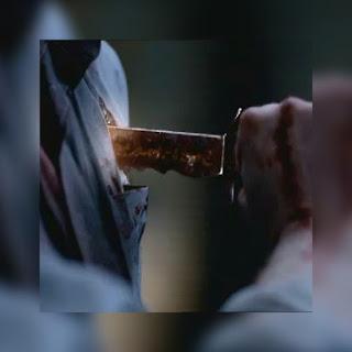 مصرع شخص طعنه مجهولون بمطواة بعزب النهضة بدمياط .