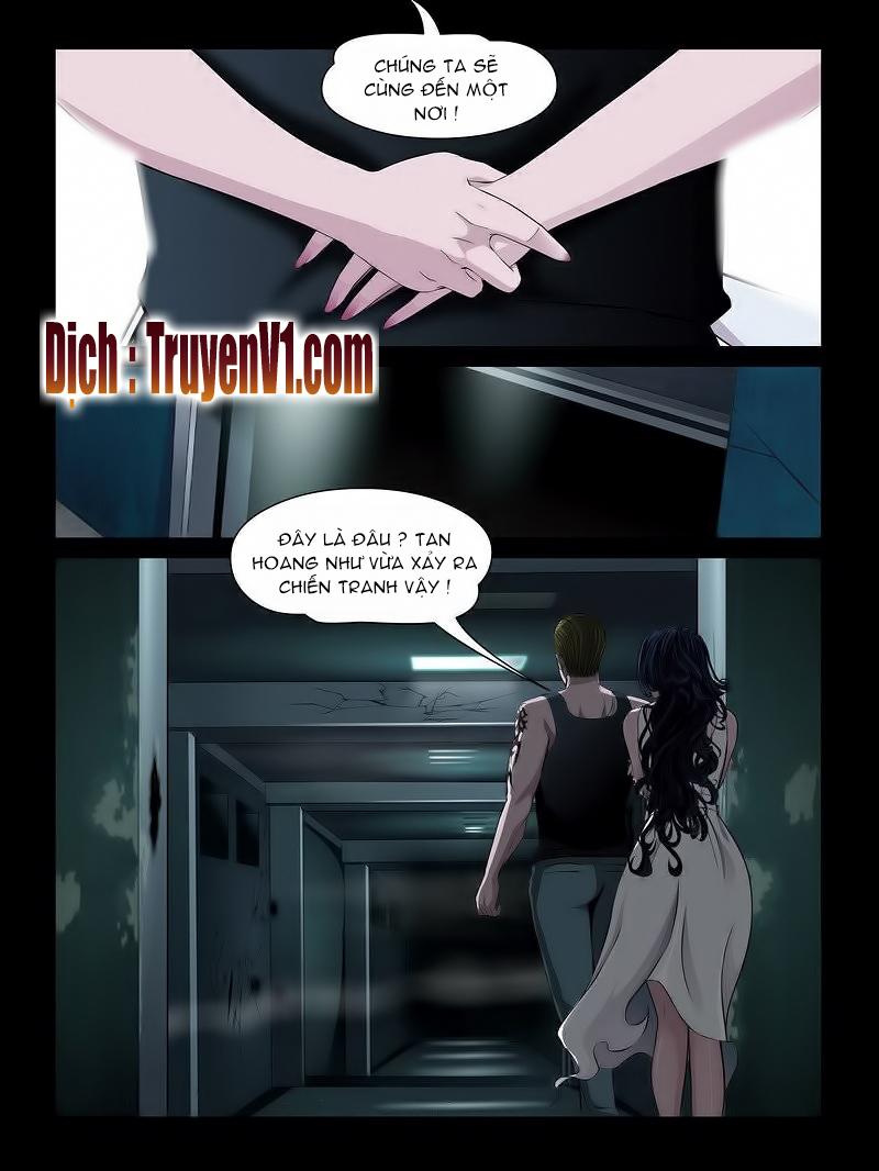 Resentment - Oan Hồn Ma Nữ Chap 113 - Trang 6