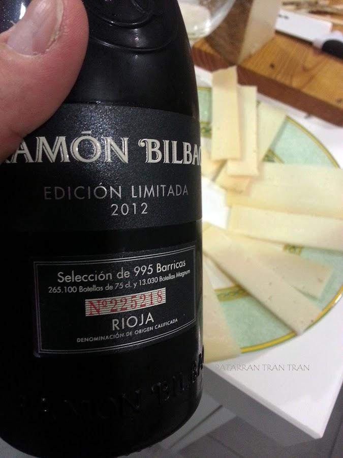 Ramon Bilbao 2012 Edicion Limitada