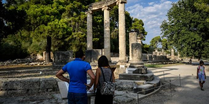 Υπ. Πολιτισμού: Λιποθυμίες επισκεπτών στην Αρχαία Ολυμπία – Kλειστά τα αναψυκτήρια εδώ και 4 χρόνια...!