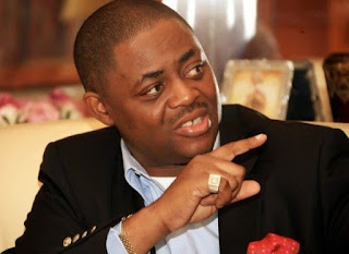 Politics: Fani-Kayode reacts to emergence of Secondus, Atiku's speech
