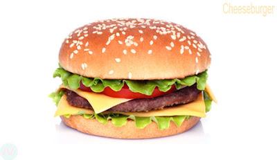 Cheeseburger,Cheeseburger food