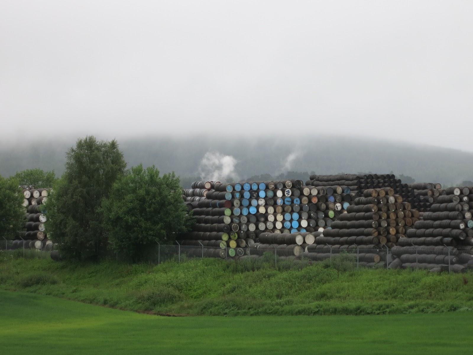 Zu Besuch: Schottland IV (Edradour/Abreise)