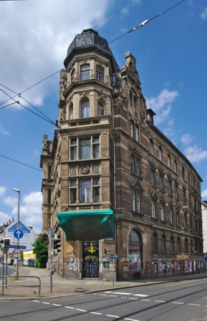 Restaurant, Leipzig, Georg-Schwarz-Straße/Merseburger Straße, Hypezig