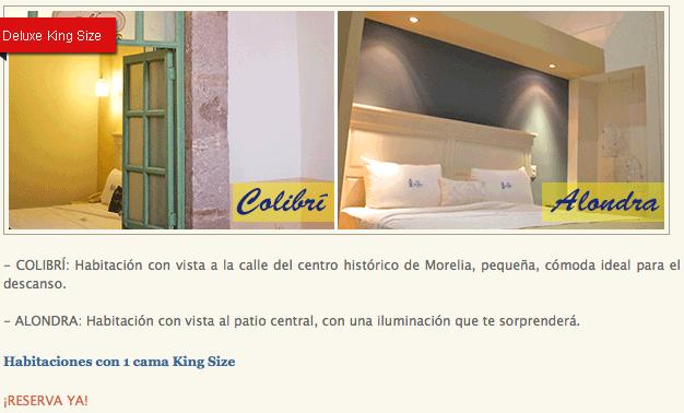 http://www.hotelcasajosemaria.com/habitaciones