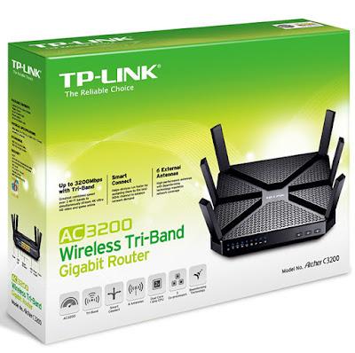 TP-Link Archer C3200 AC3200