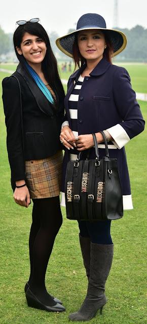 Annie Munjaal with Aashmeen Munjaal
