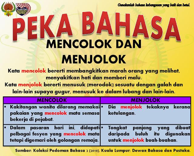 Peka Bahasa- Info DBP