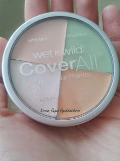 Wet'n Wild Cover All Palet
