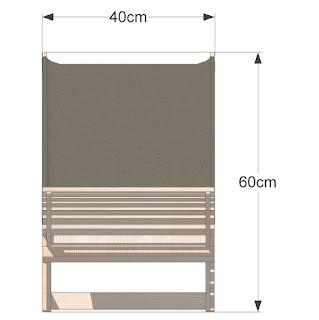 Sketchup - Folding Chair-001