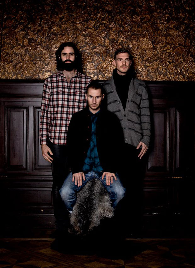Welcome to my world.... : Oh My Jackalope! Miike Snow Teams with Happy Socks