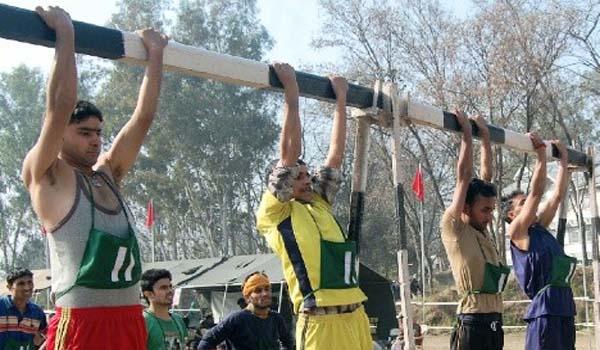 Pashchimi Singhbhum Army Rally, Indian Army Rally, Open Bharti Rally
