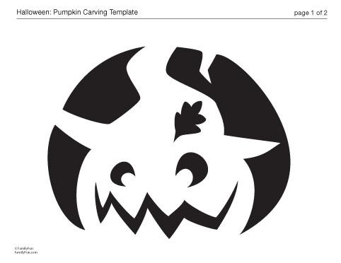 Too Stinkin Cute Pumpkin Carving