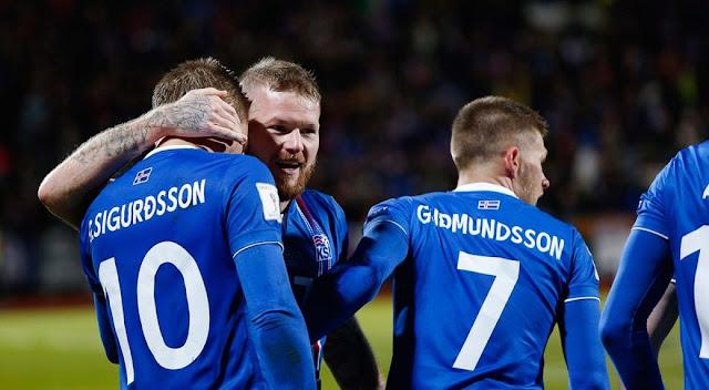 Islandia clasifica a Rusia 2018 su primera Copa Mundial