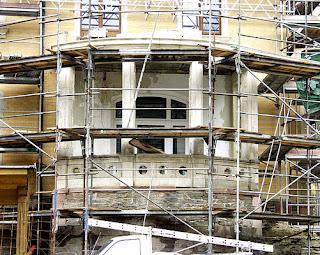 Cuándo es necesario rehabilitar la fachada de un edificio?