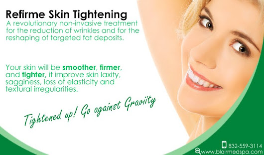 What is Refirme Skin Tightening,its Advantages and Results