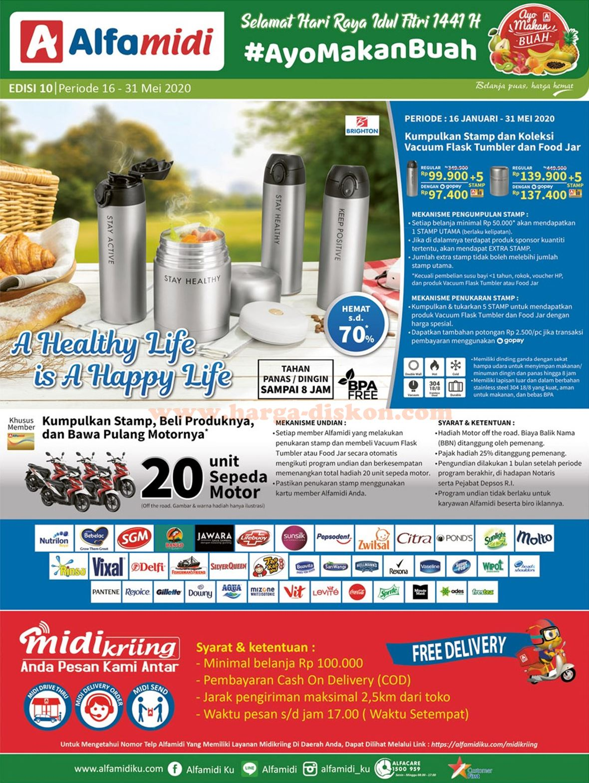 Katalog Alfamidi Promo Alfamidi Terbaru 16 31 Mei 2020 News And Talking