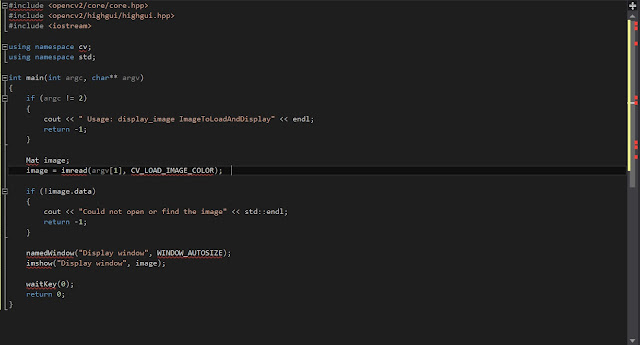 Opencv Install