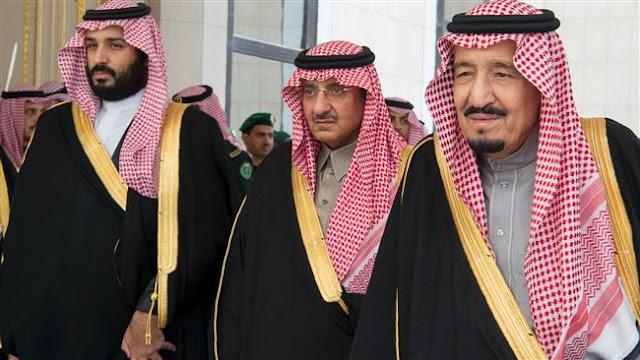 Senator AS Ingin Pangeran MBS 'Ditangani'