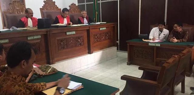 Sidang Gugatan Terhadap Prabowo Ditunda Seminggu