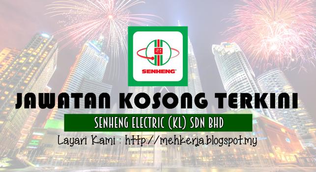 Jawatan Kosong Terkini 2016 di Senheng Electric (KL) Sdn Bhd