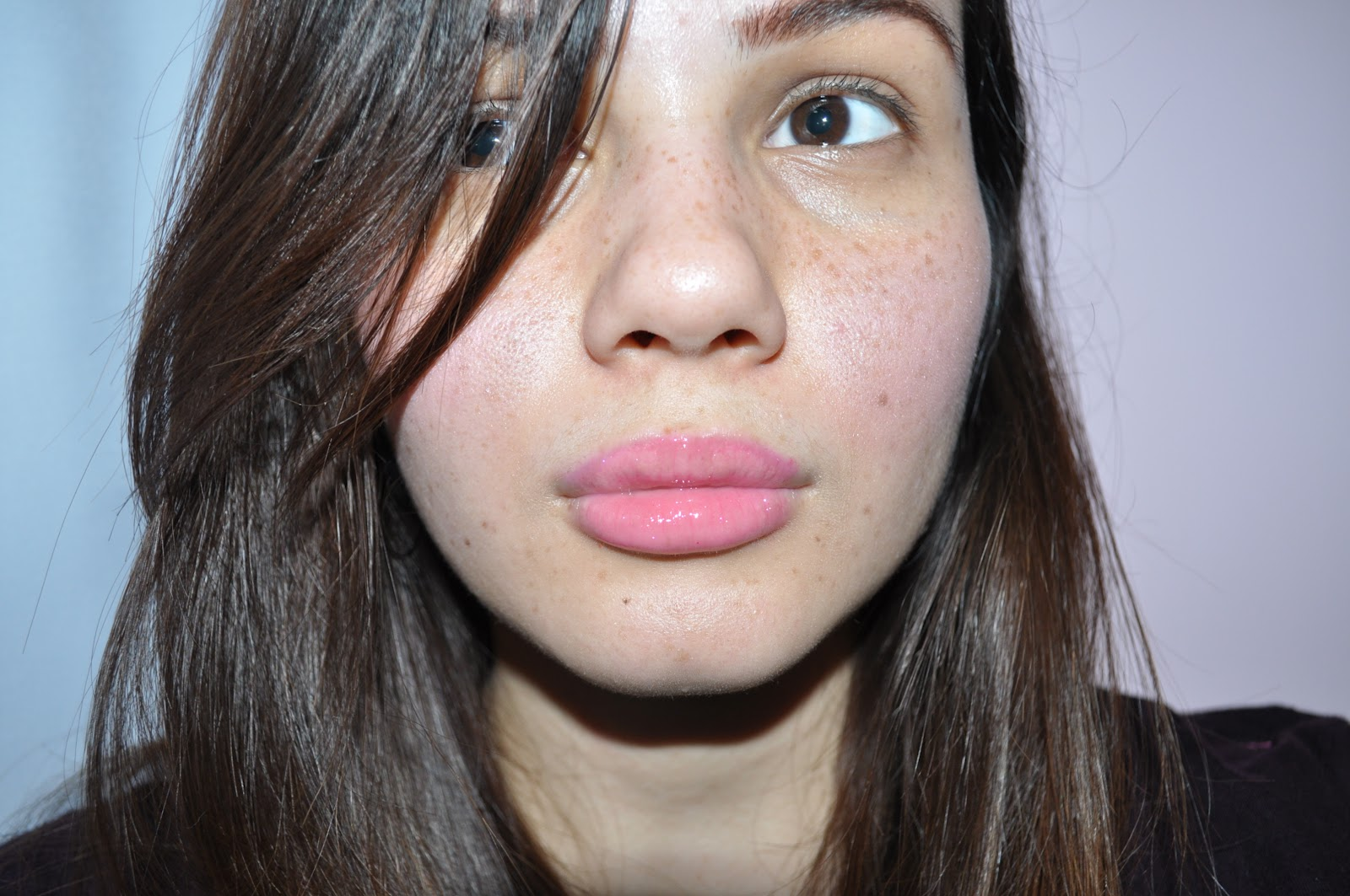 Facial lip, nude teen booty close up