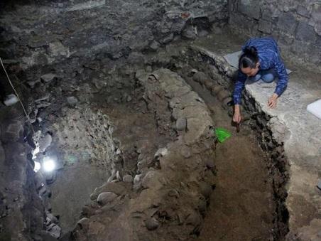 Une tour de crânes découverte au Mexique éclaire la civillisation Aztèque sous un jour différent