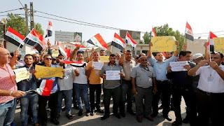 أخبار العراق اليوم: تنظيم حركة موسعة للاضراب عن العمل في مؤسسات الدولة من أنصار الصدر بالعراق