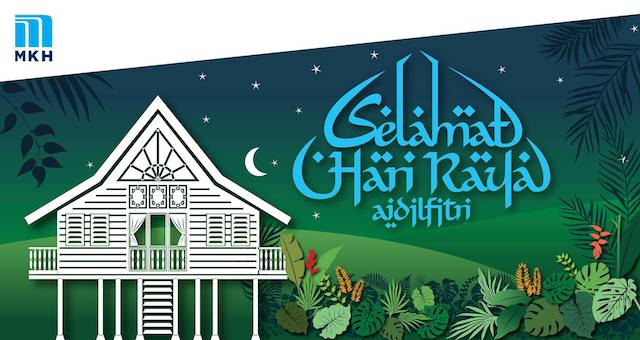 MKH's Salam Aidilfitri Open House