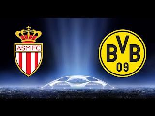 مشاهدة مباراة بوروسيا دورتموند وموناكو بث مباشر بتاريخ 11-12-2018 دوري أبطال أوروبا