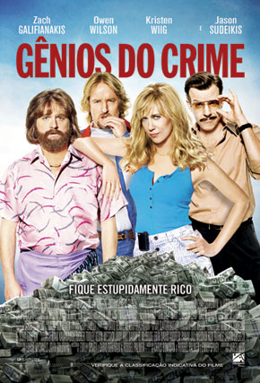 Gênios do Crime – HD 720p