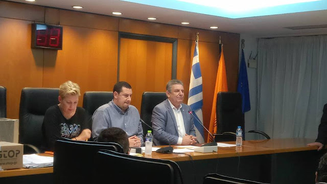 Δημοτικό Συμβούλιο Ιλίου: Τα θέματα που θα συζητηθούν σήμερα