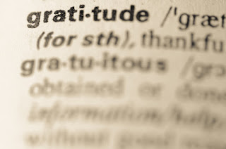 maintaining gratitude in addiction recovery