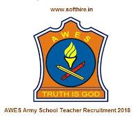 AWES Army School Teacher Recruitment
