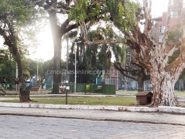 Praça Lauro Müller Canoinhas