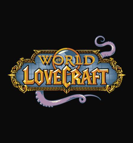 Meme sobre Lovecraft y World of Warcraft
