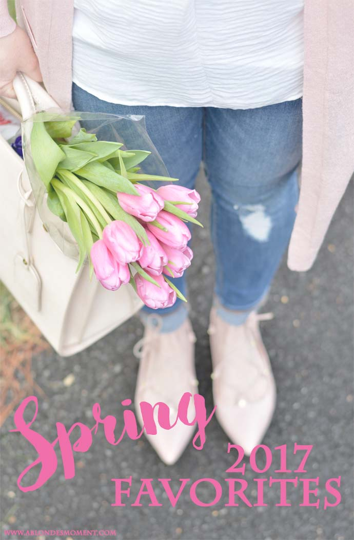 Spring Fashion and Beauty Favorites
