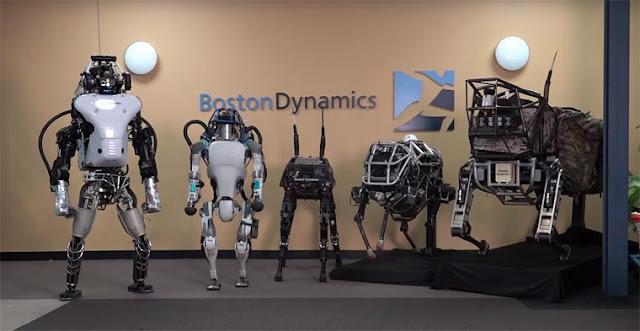 Atlas – O novo e impressionante robô humanoide da Boston Dynamics