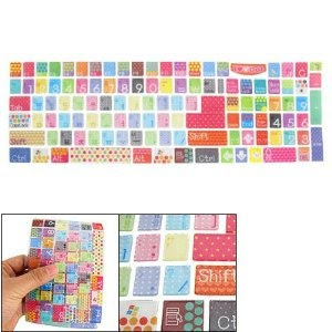 photo about Printable Keyboard Stickers titled 15 Gorgeous Computer system Stickers - Clementine Innovative