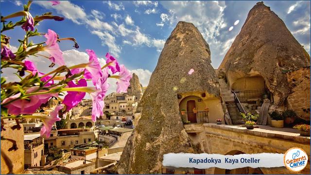 Kapadokya-Kaya-Oteller