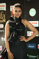 Rakul Preet Singh Sizzles in a Sleeveless Dress at IIFA Utsavam Awards 2017  Day 2  Exclusive 66.JPG