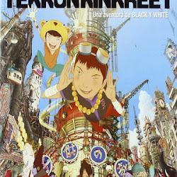 Poster Tekkon kinkurito 2006