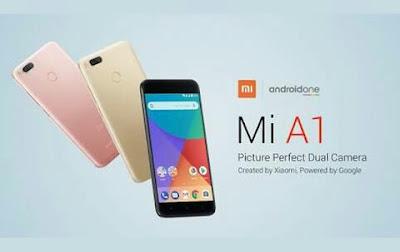 Cara Reset Xiaomi Mi A1